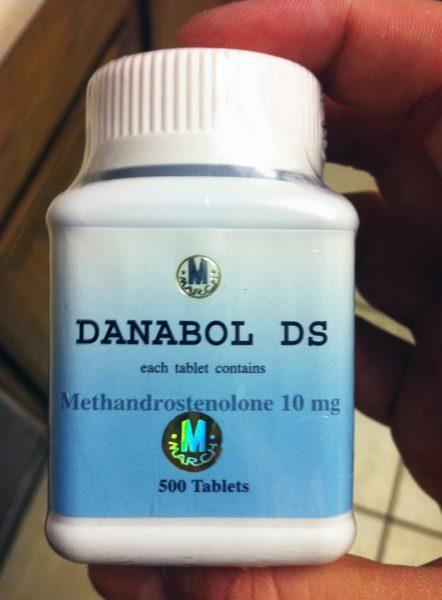 Danabol DS March